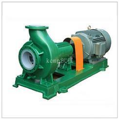 赣州 IHF型氟塑料化工泵