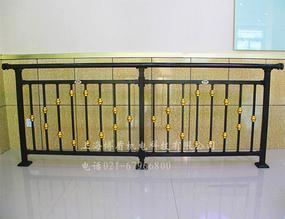 阳台护栏锌钢阳台栏杆阳台防护栏YT-2