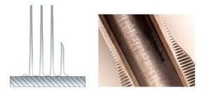 江陰存泰優質雙金屬擠壓型翅片管