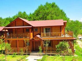 森泰雅致专业木楼 木屋 木别墅施工 价格优惠