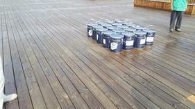 防腐木翻新木油木蜡油