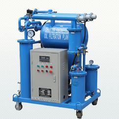 封闭式变压器绝缘油滤油机