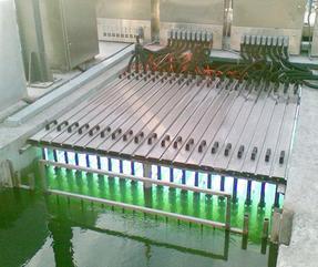 农村小型污水处理厂专用紫外线消毒模块