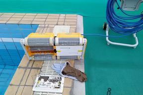 秦皇岛生态园游泳池水处理设备建设工程,高尔夫别墅恒温泳池设计案例,婴幼儿游泳馆水处理设备分类