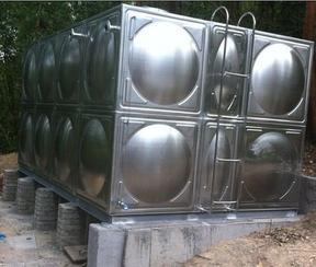广西碧昂不锈钢水箱