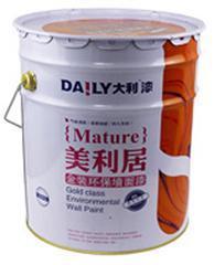 美利居金装耐擦洗环保墙面漆
