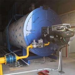 采暖熱水鍋爐 6噸燃氣熱水鍋爐 低氮鍋爐