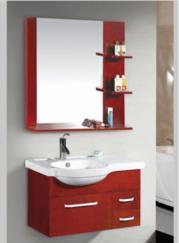 佛山市中博 浴室柜厂家批发 实木浴室柜 种类齐全