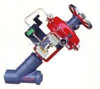 ZJHY气动薄膜Y型疏水阀ZMAM气动套筒高压调节阀