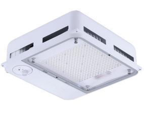 飞利浦LED油站灯罩棚灯90W吸顶式嵌入式安装