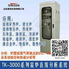 常规窑炉类气体分析系统生产厂家