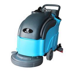 山东手推式洗地机 商场超市保洁洗地车