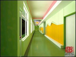 色彩搭配在石家庄幼儿园设计中的重要性
