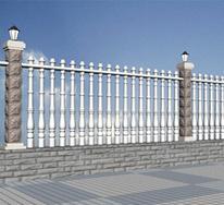 科创新型水泥围栏/围栏机械/环保艺术围栏/花瓶柱栏杆