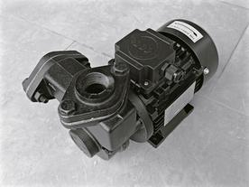 TS-71木川高温导热油泵  耐高温热水泵