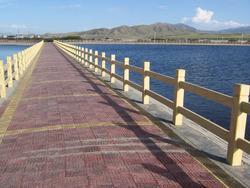 栏杆,仿木栏杆,绿化护栏,景观绿化