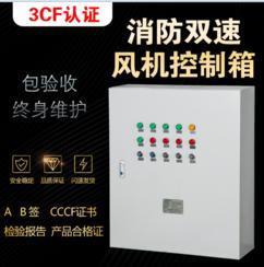 防排烟双电源控制箱施耐德7.5KW包3CF验收