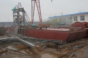 挖沙船 射吸式挖沙船 青州科大
