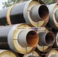 供应钢套钢蒸汽保温钢管