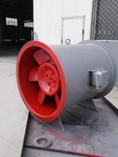 SWF混流风机 高效低噪声