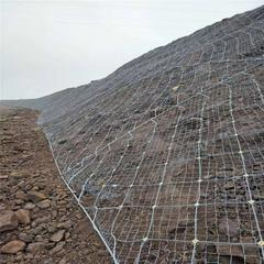 供应惠来菱形tbs生态边坡防护网现货规格
