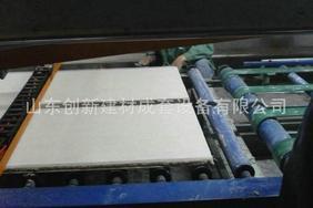 创新机械FS外模一体板生产线