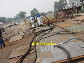黑龙江板材喷砂除锈设备