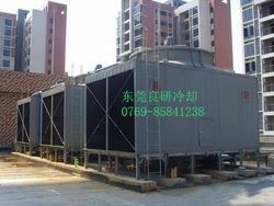 方形横流式低噪音型冷却塔