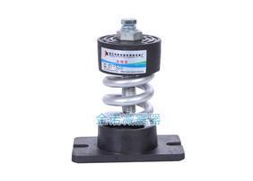 冷却塔减震器 弹簧减振器 阻尼高低可调