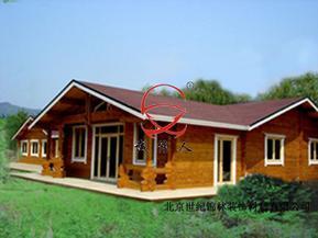 木屋、移动木屋、房车木屋、养生木屋