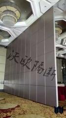 清远市酒店活动隔墙厂家报价