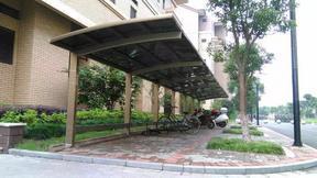 上海雨棚安装,雨棚汽车棚厂家,至尊卡尔