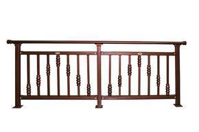 阳台护栏锌钢栏杆博盾欧艺铝合金防护栏栅栏