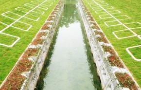 供应平铺式生态护坡河道生态框砌块