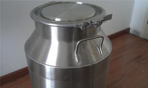 不锈钢大规格密封桶