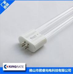 君睿厂家直销150W光解废气处理U型管油烟净化紫外线灯
