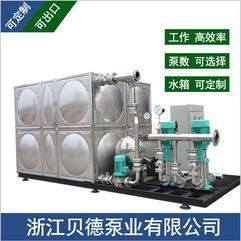 ZWX箱式无负压变频给水设备