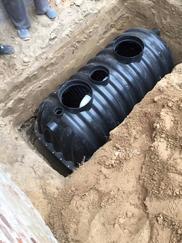河南三格式化粪池生产厂家标准方案