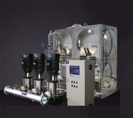 箱式无负压变频调速给水设备