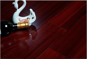 圆盘豆木地板 特级大自然品质耐磨防潮 纯实木地板批发