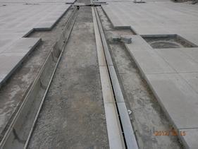 304不锈钢NE-100 缝隙式排水沟