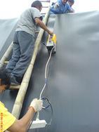 污水处理厂专用HDPE防渗土工膜销售