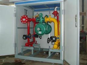 单路燃气调压箱、双路燃气调压箱的特点优势对比