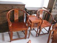 红木皇宫椅