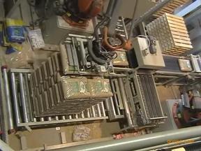 江苏常州苏州无锡机器人码垛机