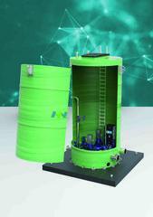 HNPS一体化预制泵站WPS供水系列