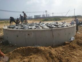 宿迁罐底防腐沥青砂不可或缺好材料