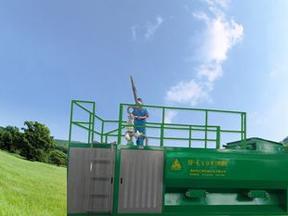 华睿HF系列喷播机 客土喷播机 液压湿喷机  LX绿篱修剪机