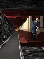 金视和煤矿安全生产基础培训虚拟仿真设备