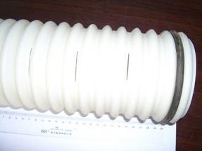 打孔波纹管厂家,打孔双壁波纹管价格,邯郸泰安九洲土工材料